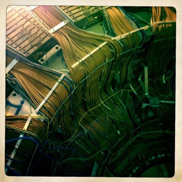 CERN Electronics Pool, near Geneva, Switzerland on 4th May 2014 – by Shanida Scotland